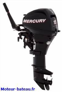 Mercury 15cv demarrage manuel
