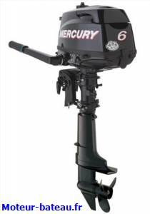 moteur Mercury 6cv